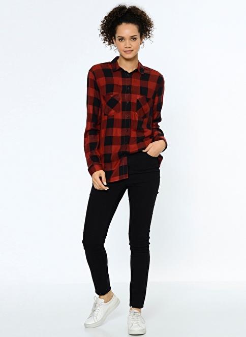 Vero Moda Jean Pantolon | Nine - Skinny Siyah